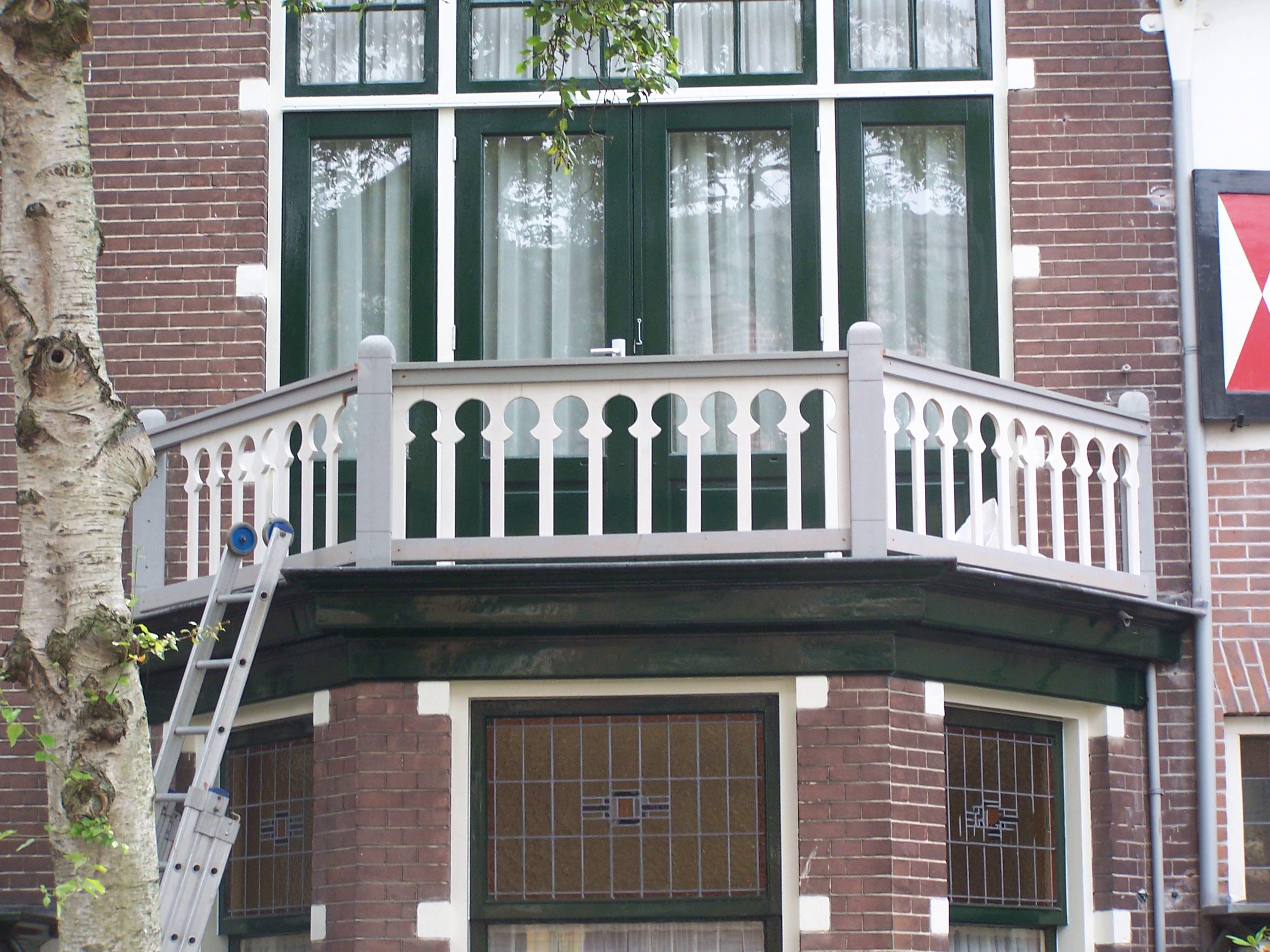 Haarlem balkonhek